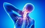 Почему болит в области шеи