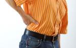 Почему болит под правой лопаткой сзади со спины