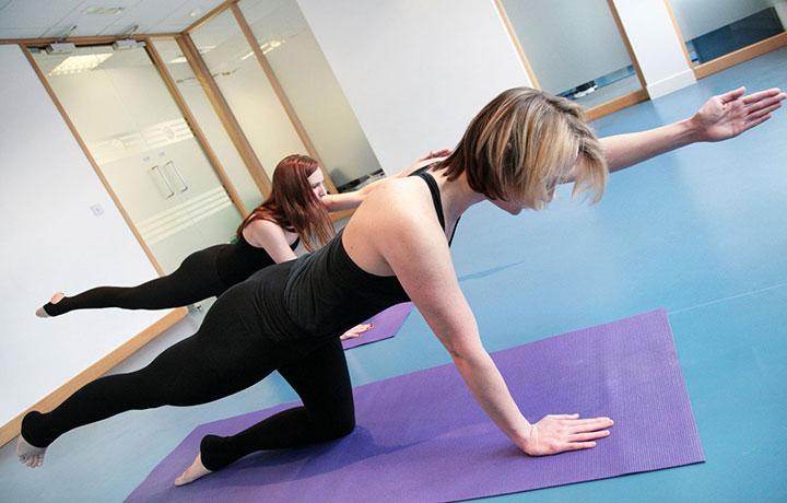 Упражнения при межпозвоночной грыже