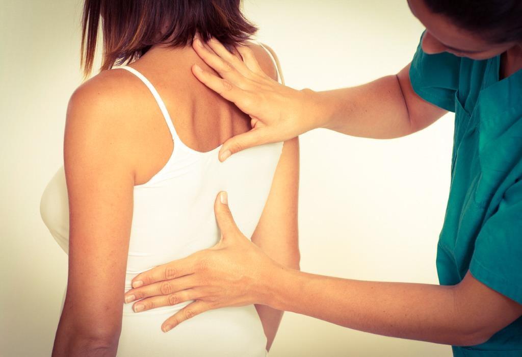 Диагностика грудного остеохондроза