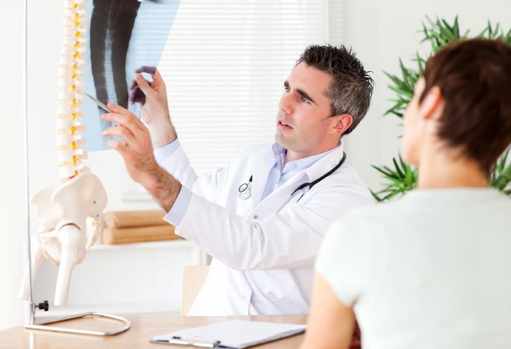 Симптомы грудного остеохондроза