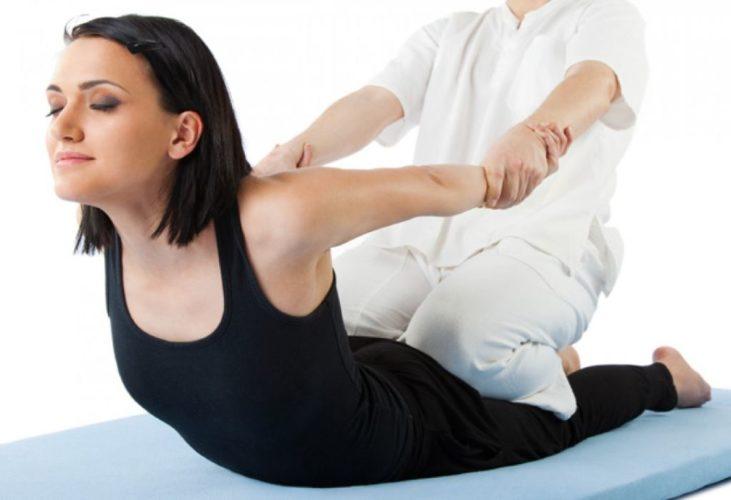 Физиотерапия для лечения шейного хондроза