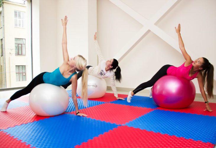 Комплекс упражнений для формирования осанки