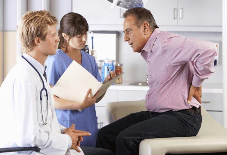 Лечение ишиаса