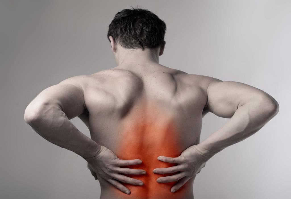 Боли в спине вдоль позвоночника причины