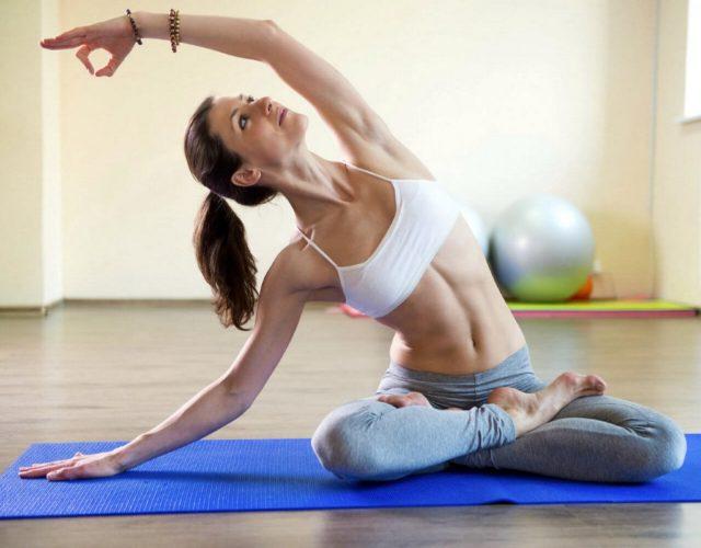 Польза гимнастики при сколиозе