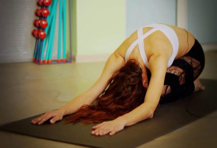 Упражнения для улучшения осанки