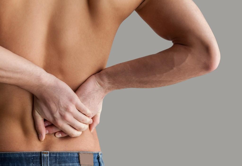 Болит правый бок сзади со спины