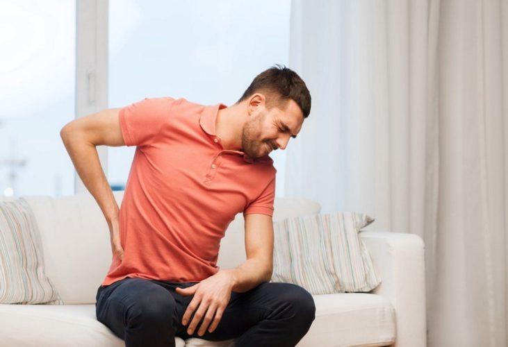 Болит правый бок ссади спины