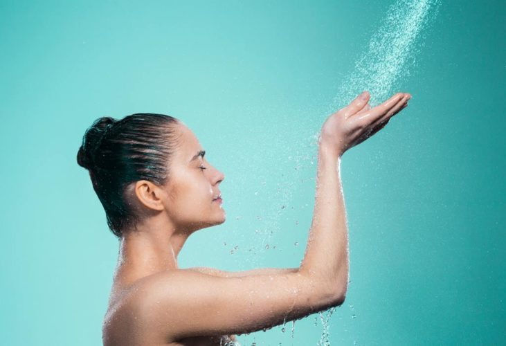 Контрастный душ при остеохондрозе