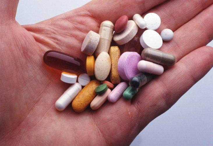 Лекарственные комплексы при хондрозе