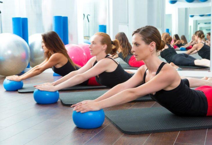 ЛФК для укрепления мышц спины