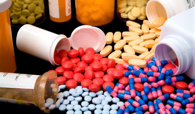 Применение анальгезирующих медикаментозных препаратов