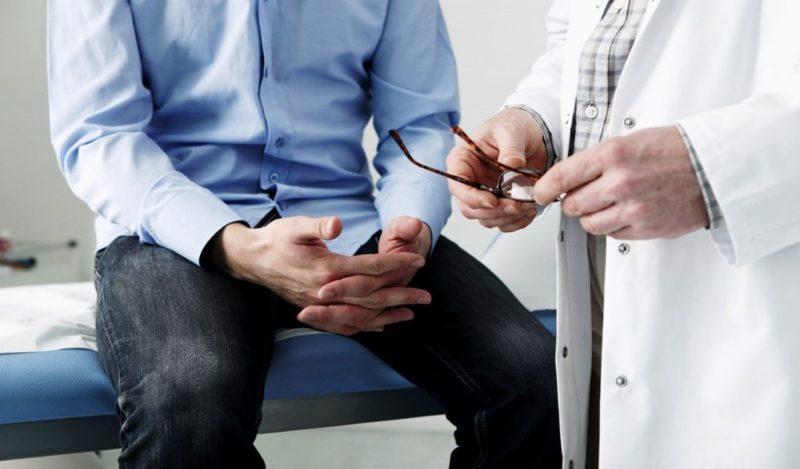 Проблемы с мочевыделительной системой