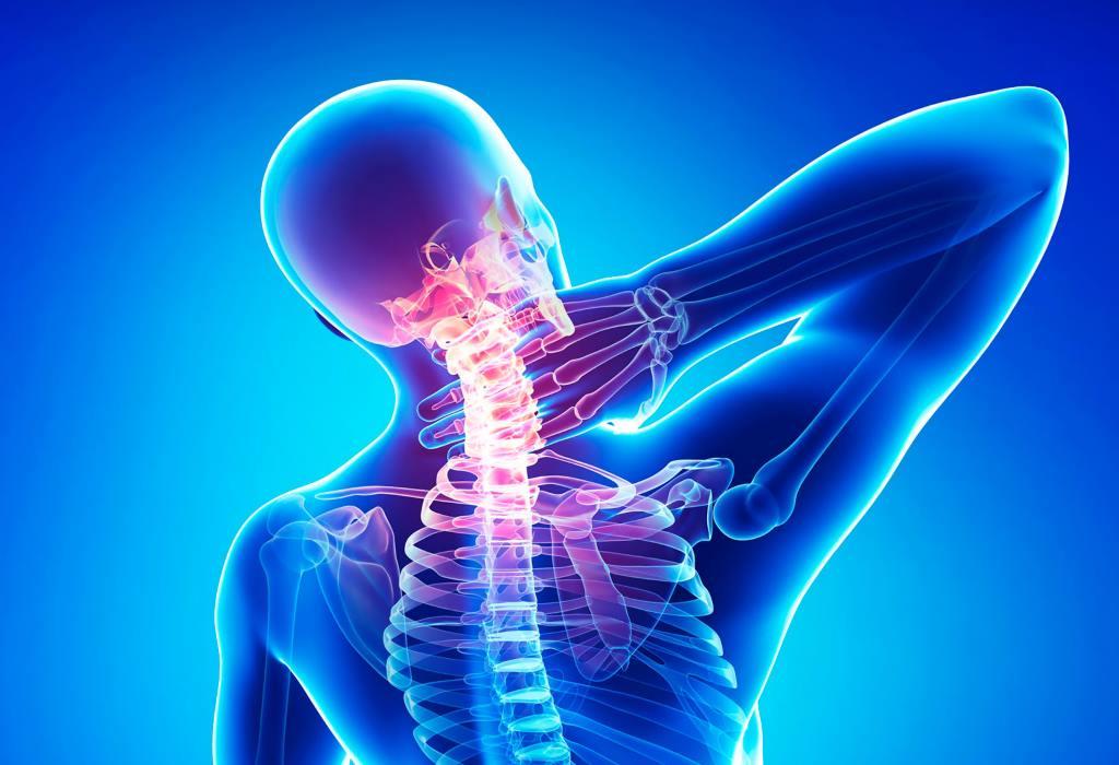 Лечение протрузии шейного отдела позвоночника, причины, комплексный подход