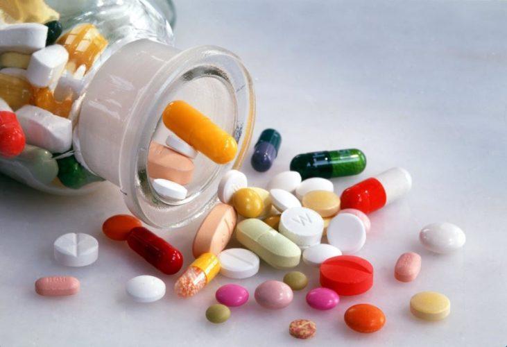 Таблетки от спины