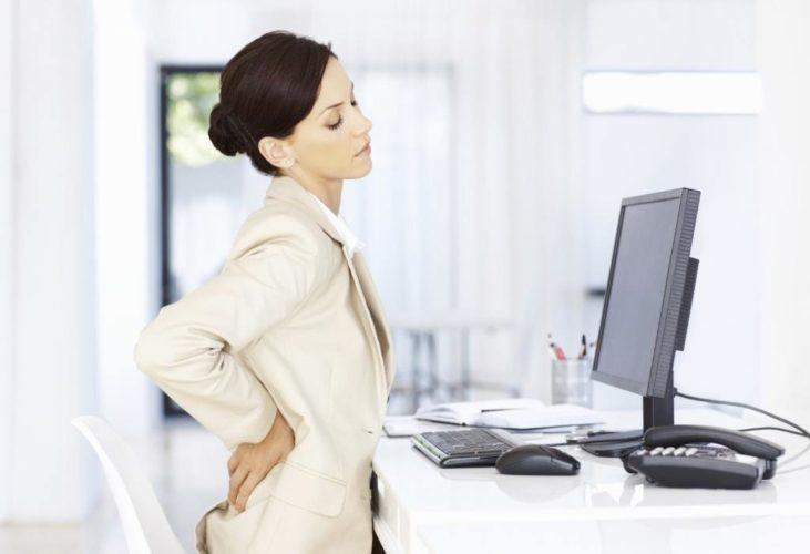 Терапевтический комплекс при боле в спине