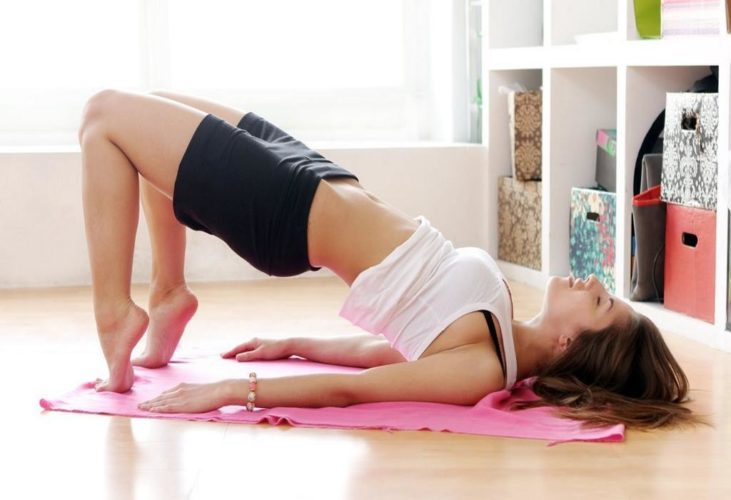 Укрепление мышц при остеохондрозе