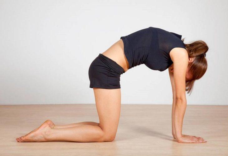 Упражнения для спины при остеохондрозе